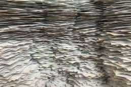 Large stacks of papers