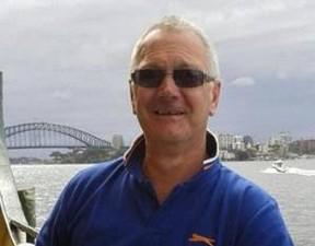 Graham Buckie