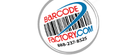 barcode factory logo