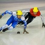speed-skaters