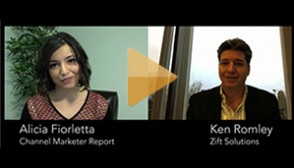 DELIVER LEADS WHERE THEY LIVE: CMR CHANNELCHAT WITH KEN ROMLEY