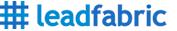LeadFabric Logo - http://leadfabric.com/