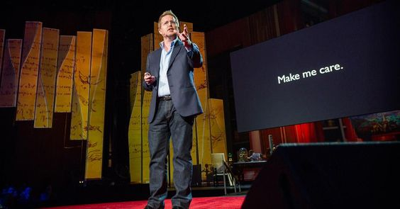 The Clues to a Great Story - TED Talk Blog on Zift