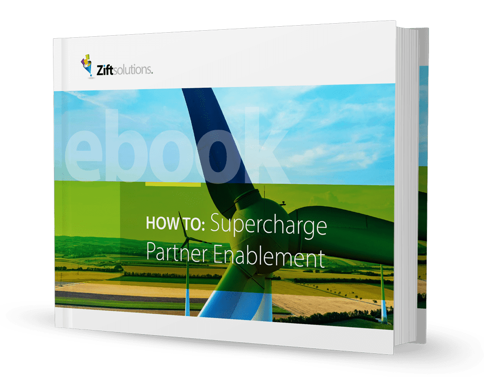 SUPERCHARGE PARTNER ENABLEMENT