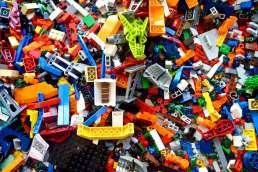 Pile of Legos
