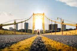 Bridge to City