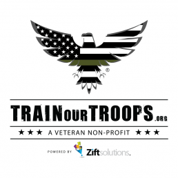 Train Our Troops Logo