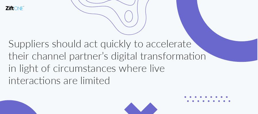 Partner Digital Transformation is an Imperative
