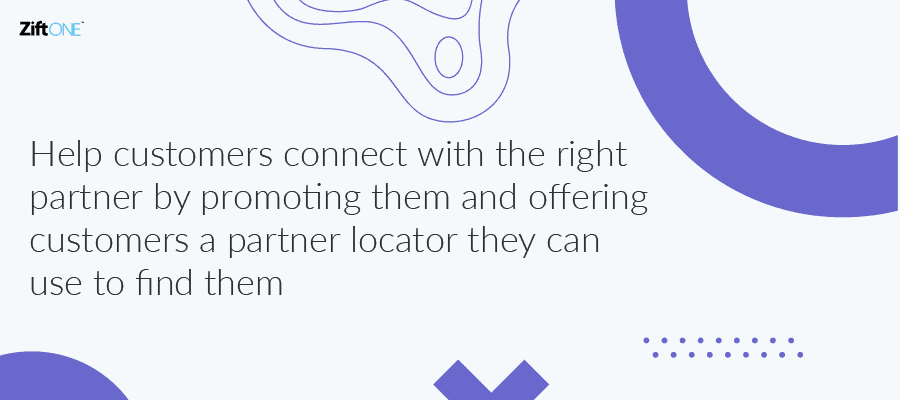Go Beyond Partner Locators to Create Customer Connections