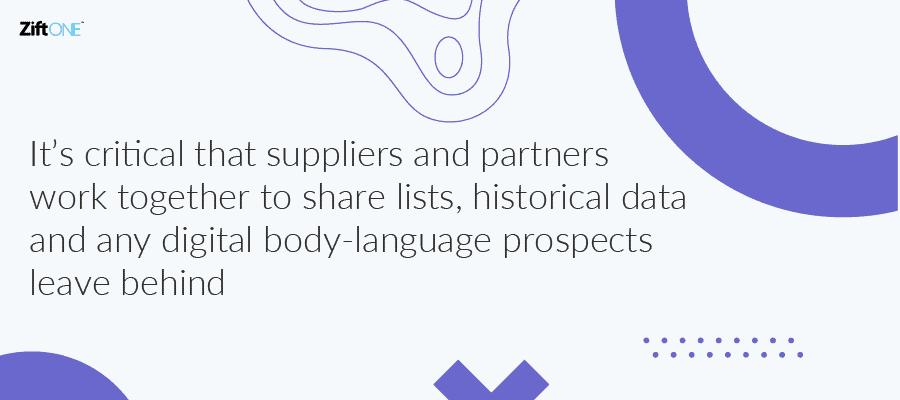 Better Partner Contact Lists Requires Trust